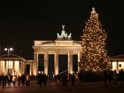Kerstreis Berlijn